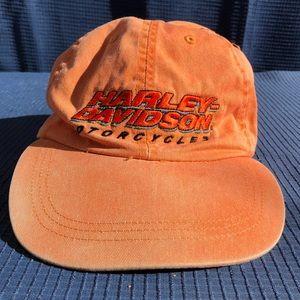 Vintage Harley Davidson dad hat